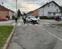 Prometna nesreca Mlinska,Osijek 19.02.2020 (1)